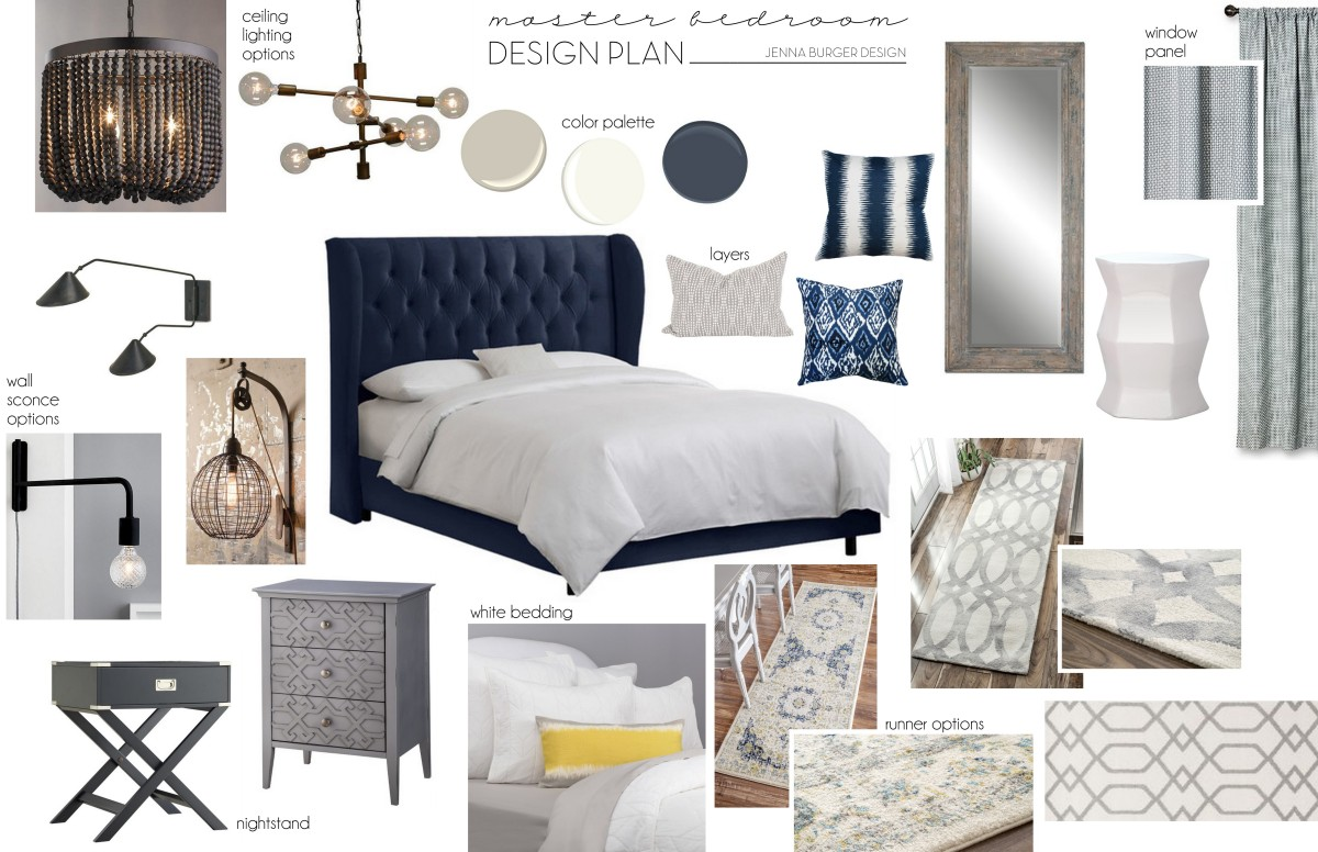 creating an interior design plan mood board jenna burger