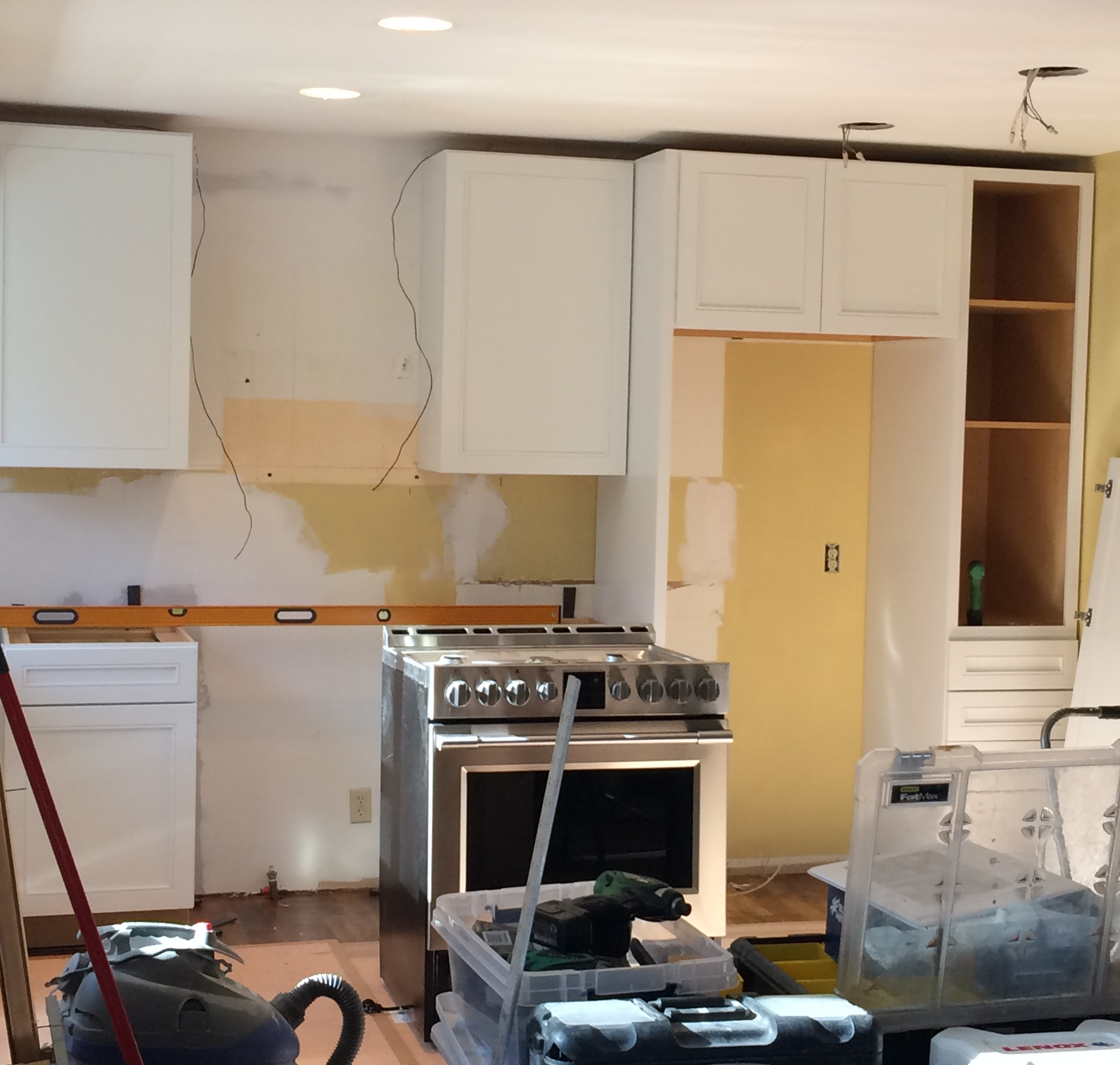 Kitchen Renovation: The Cabinets