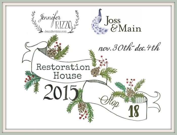 holiday housewalk Restoration house, stop 18