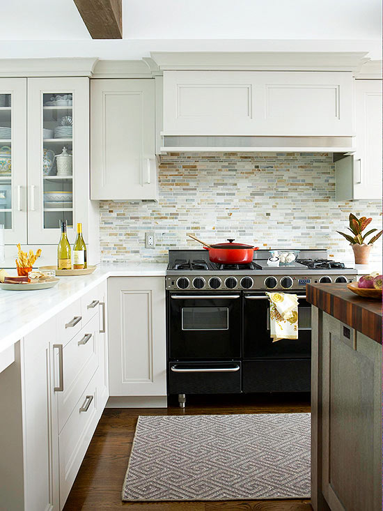Kitchen Tile Backsplash Inspiration How Do You Choose The Perfect There