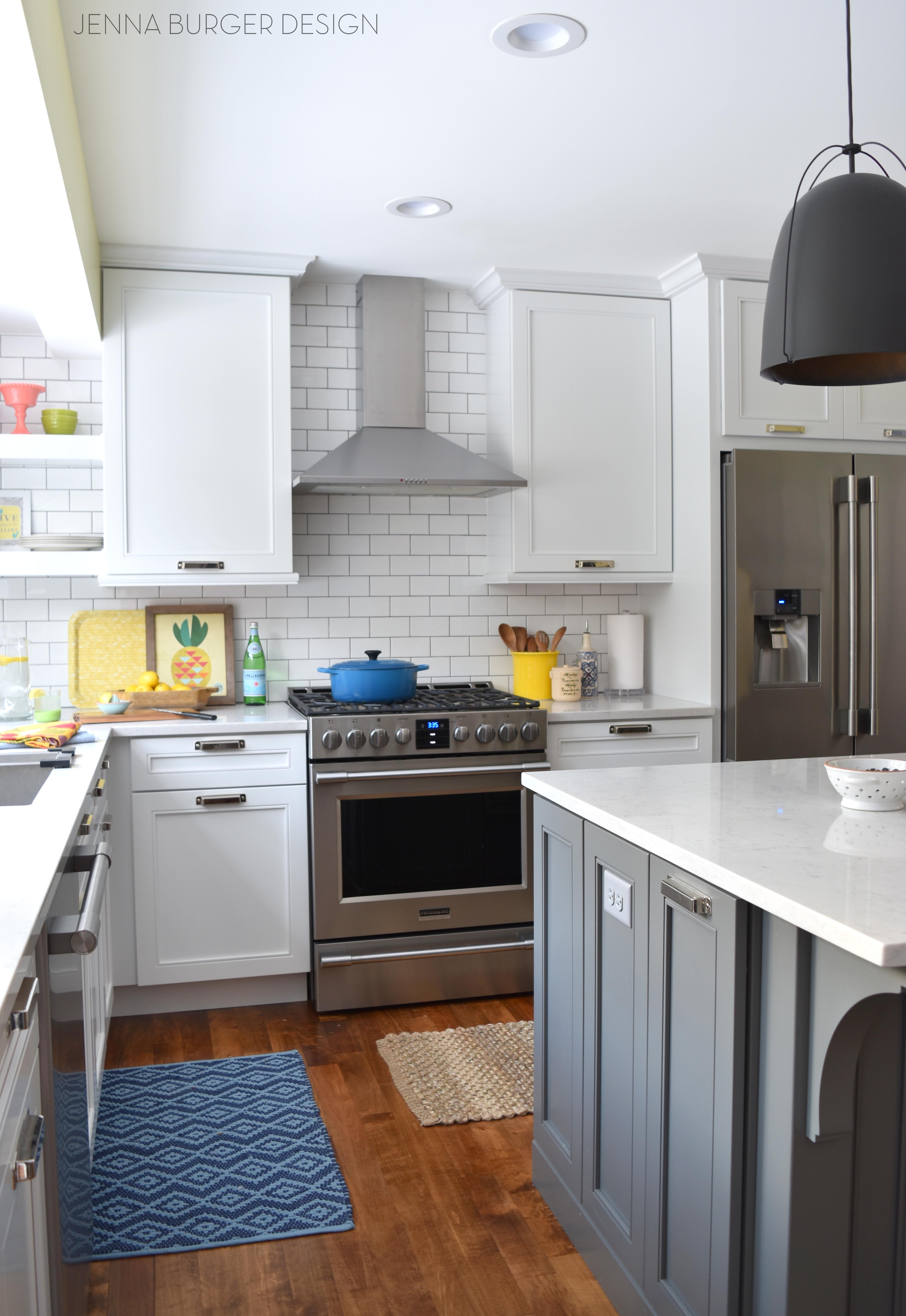 Choosing kitchen appliances jenna burger for Types of kitchen appliances