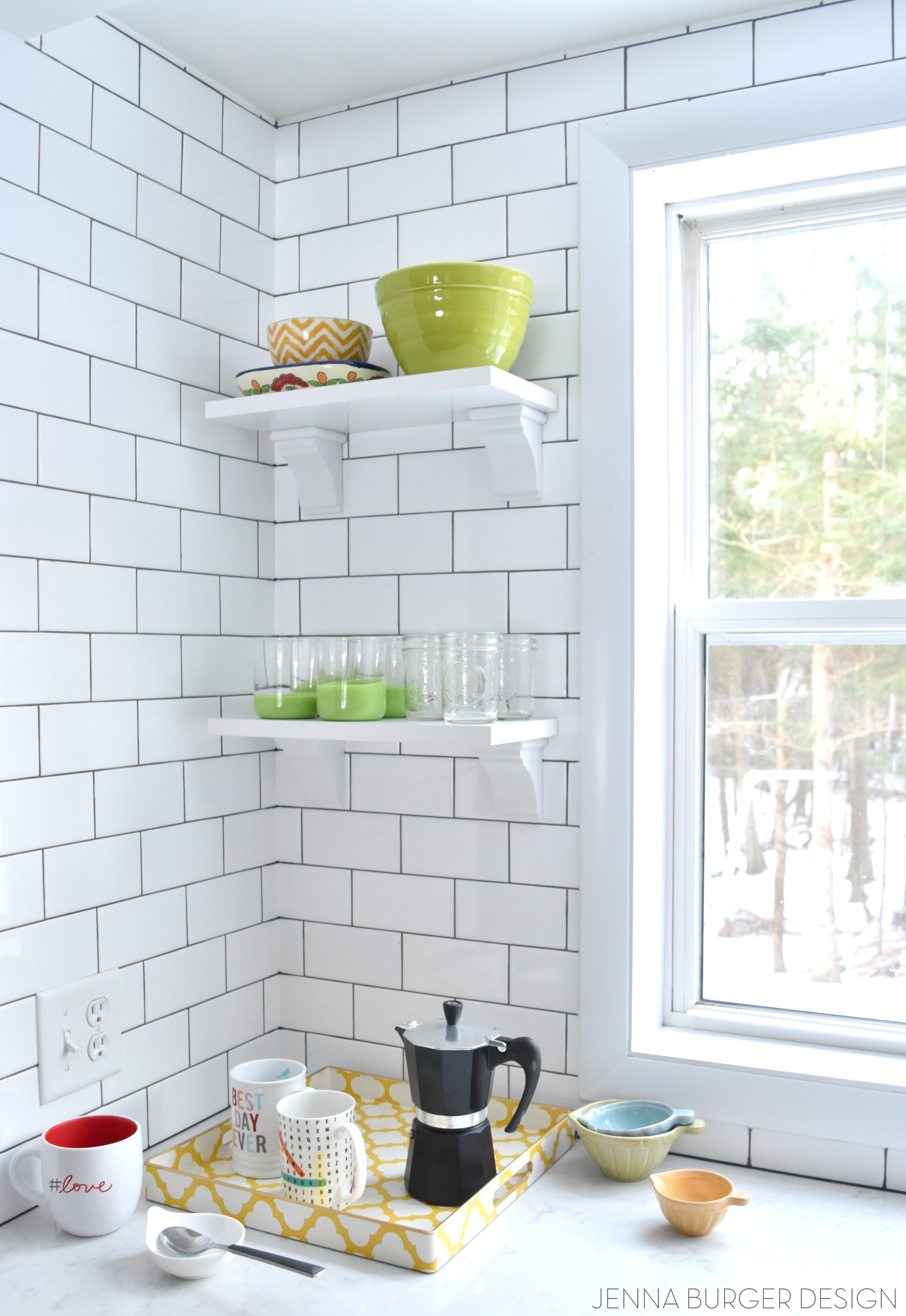 Kitchen Renovation: Details - Jenna Burger