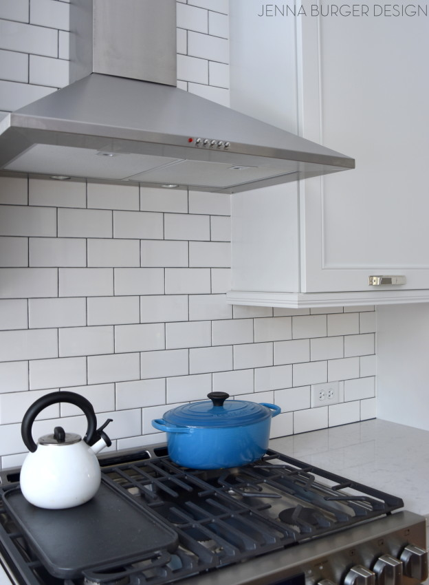 subway tile kitchen backsplash installation jenna burger how to install a subway tile kitchen backsplash home