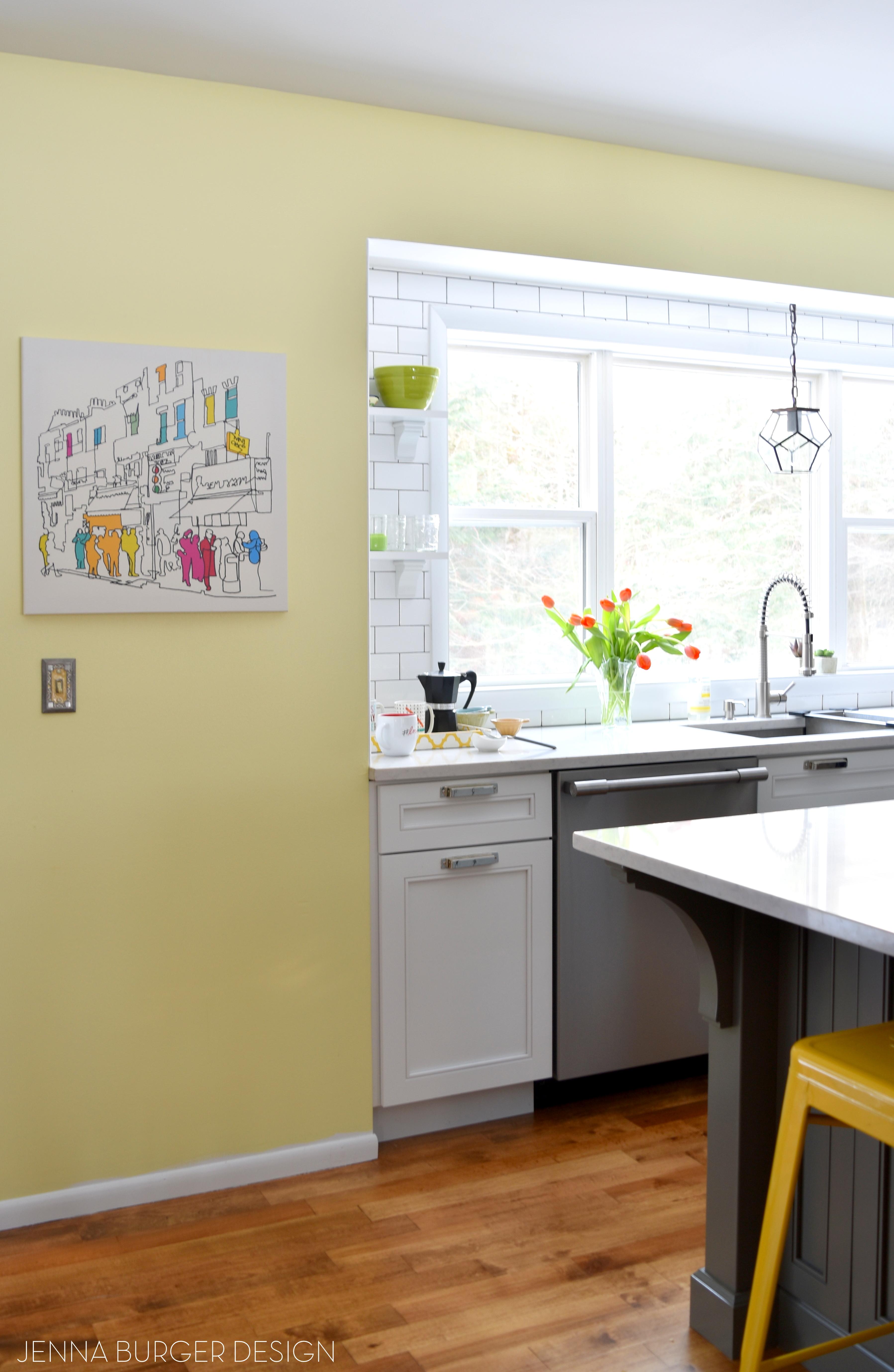 Renovation Kitchen Kitchen Renovation Reveal Resources Jenna Burger