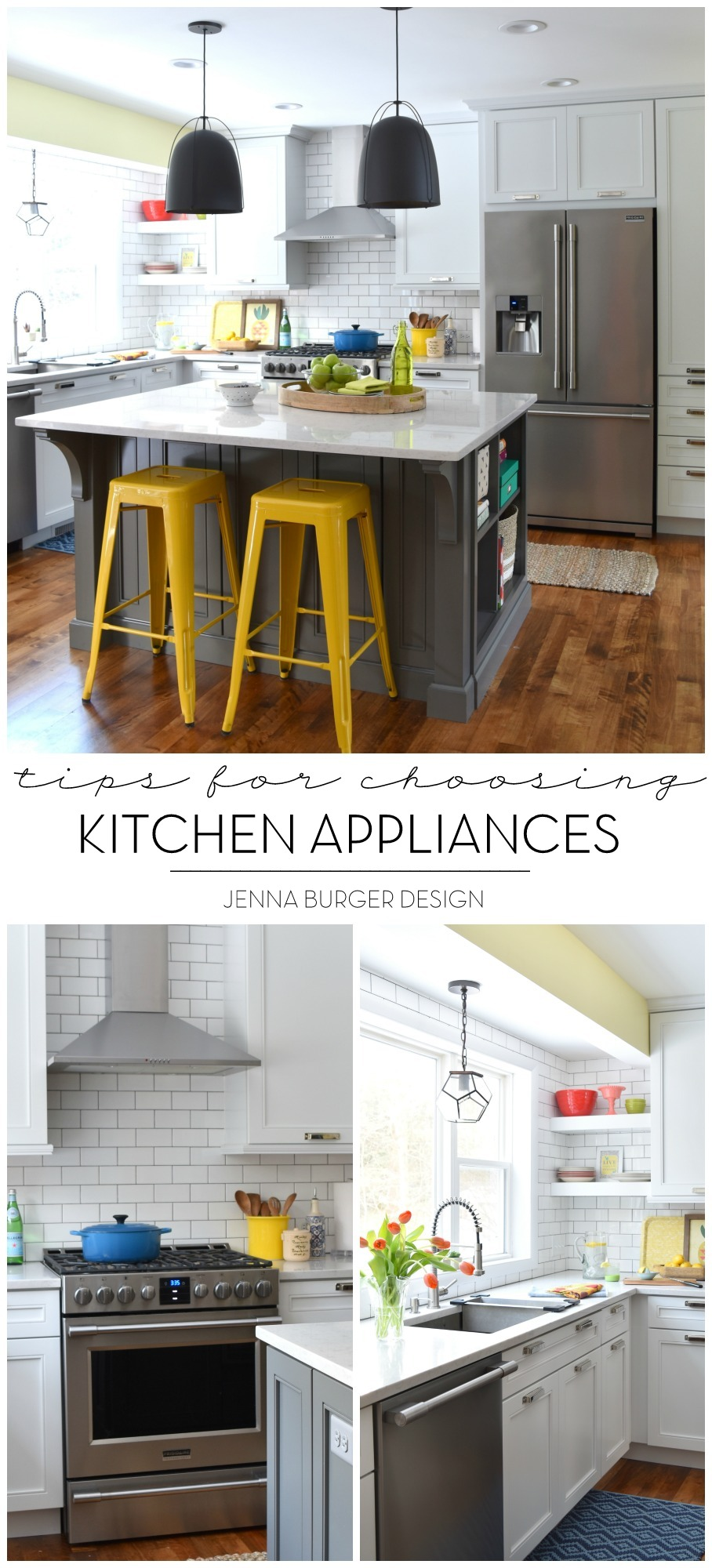Tips For CHOOSING KITCHEN APPLIANCES. I Just Finished A Kitchen Renovation  And Share My Tips