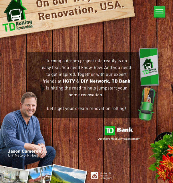 Come Meet Me for a talk on 3/5 in the Boston area with HGTV Magazine and TD Bank