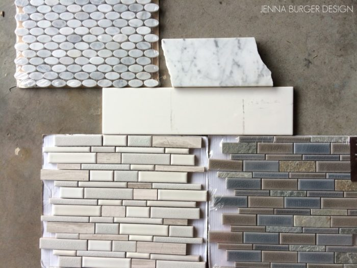Accent Tile Options