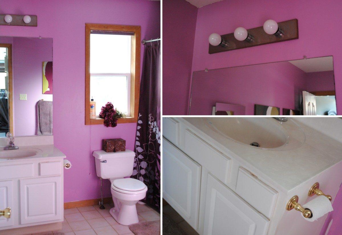 Serene + Sophisticated Master Bathroom Reveal