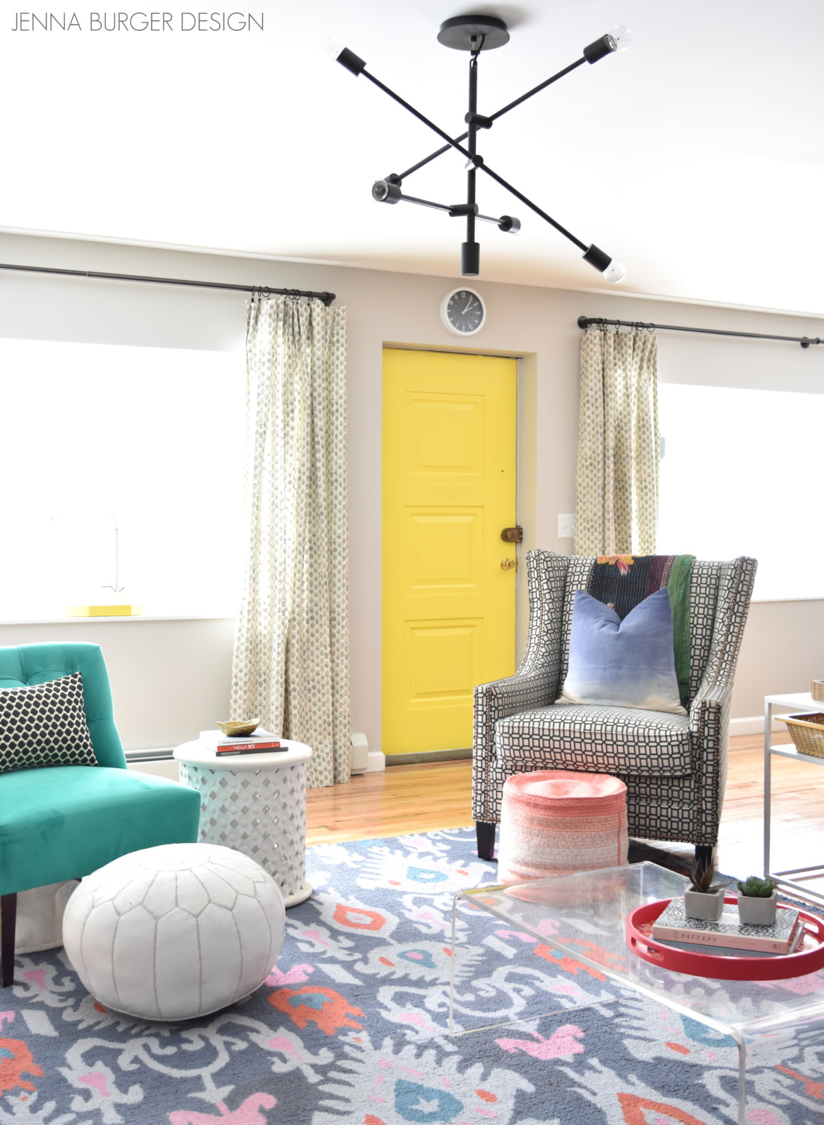 Creating a Cohesive Color Palette throughout the home
