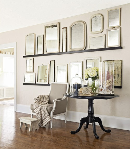 DECORATE WITH... Mirrors - Jenna Burger